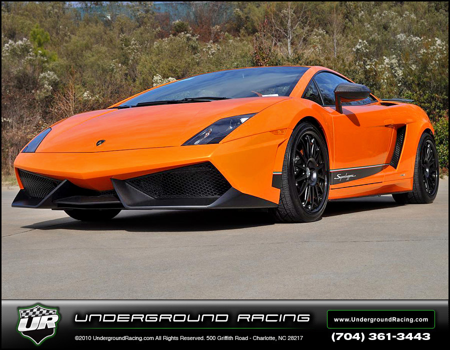 Underground Racing TT Lamborghini Superleggera LP 1000-4 Is