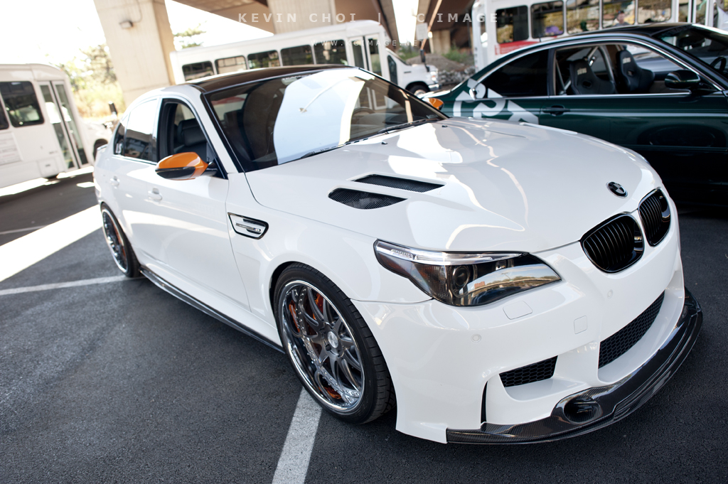 Unique Bmw E60 M5 Up For Grabs For 59 000 Autoevolution