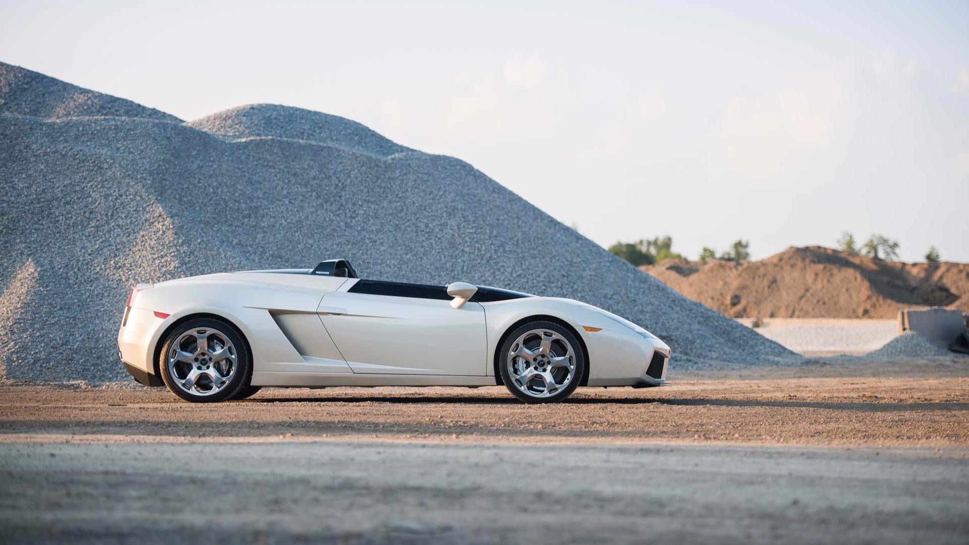 Unique Lamborghini Concept Is What Supercar Dreams Are Made Of