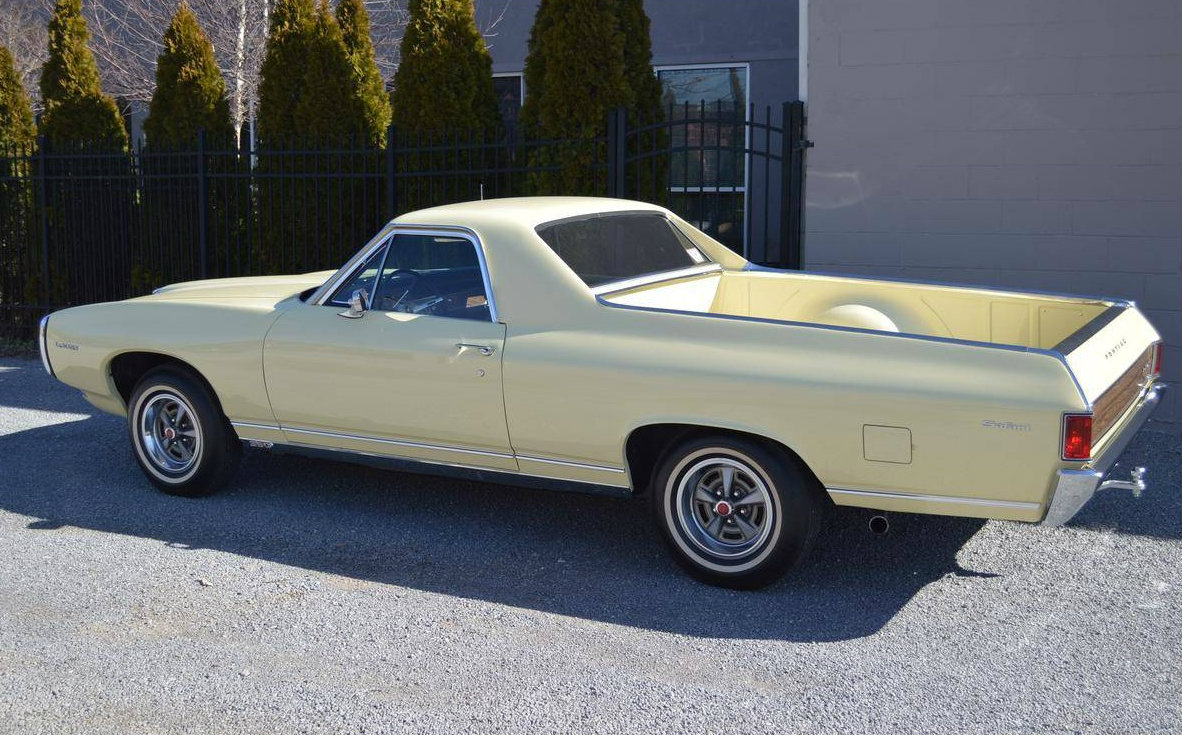 Unique Pontiac Le Mans Sport Truck Advertised For 69k