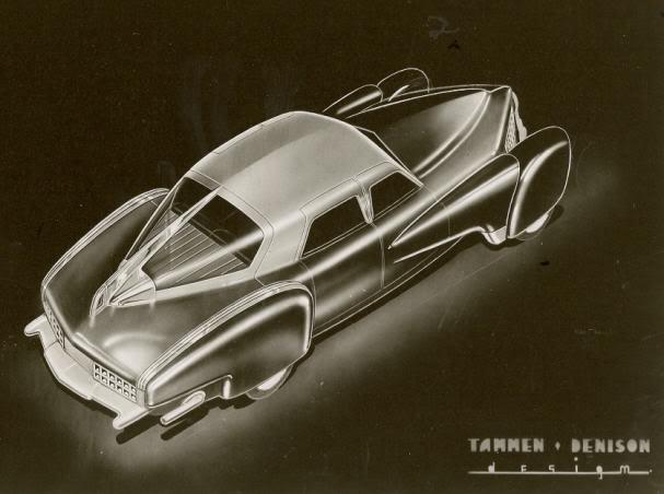 tucker torpedo 1946 prototype tremulis concept alex replica cars ida unique automobile 1948 concepts rob autoevolution kustomrama proposal dec recreate