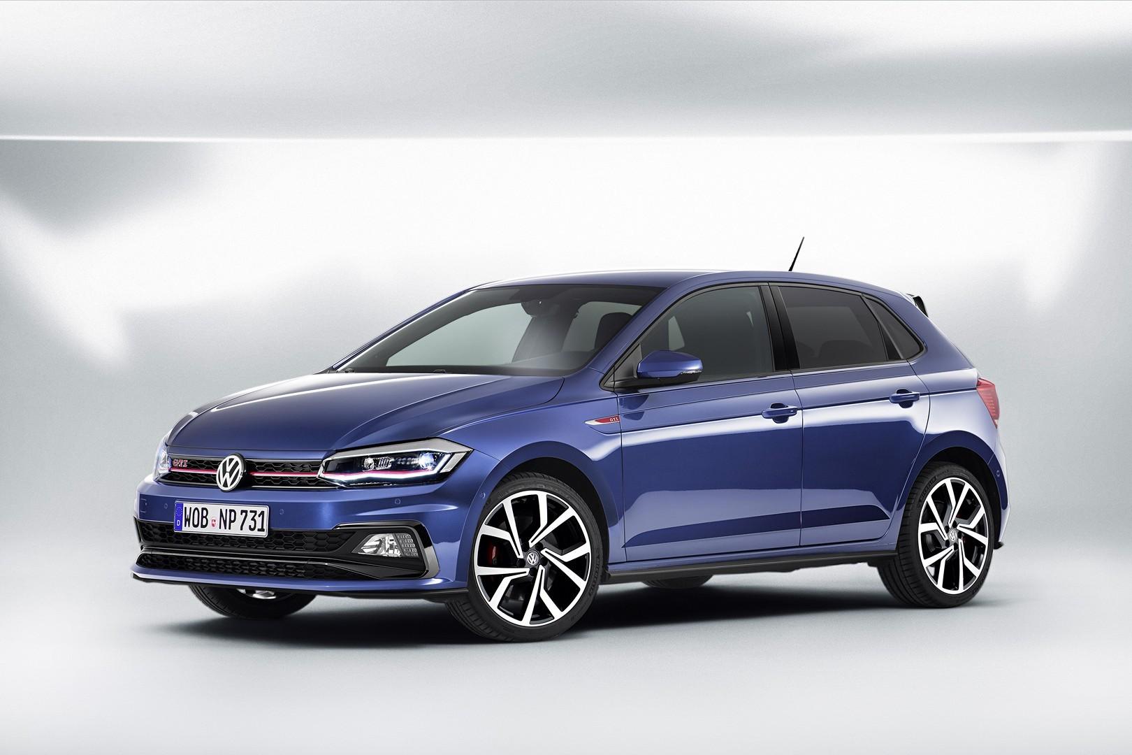 Volkswagen Polo R Line Walkaround Autoevolution