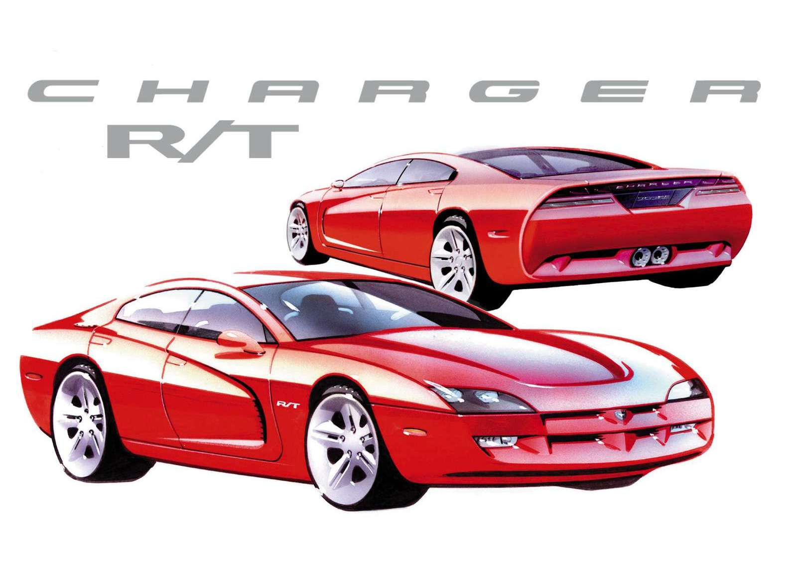 ... 1999 Dodge Charger RT Concept