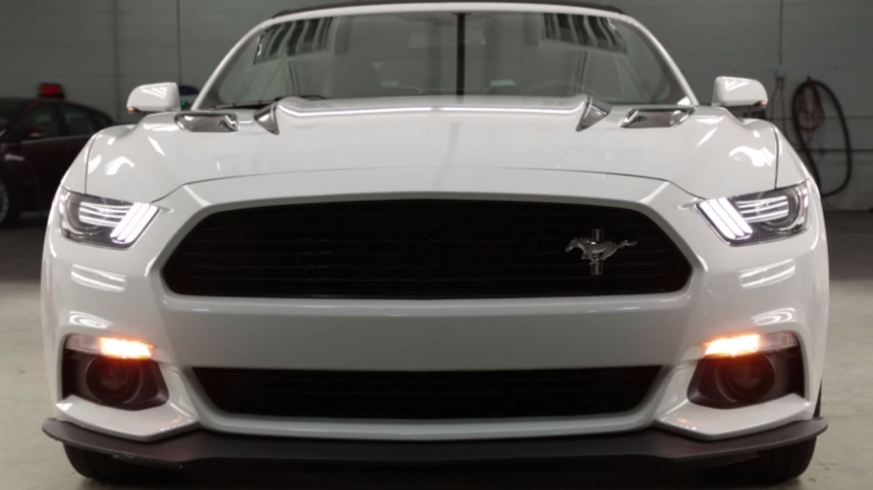 UPDATE 2016 Mustang Confirmed To Debut California Special
