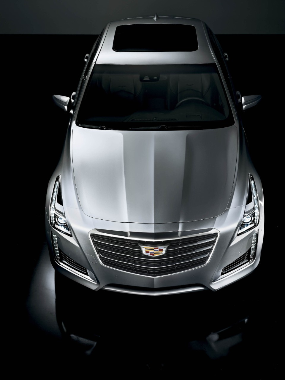 Updated 2015 Cadillac Cts Finally Breaks Cover