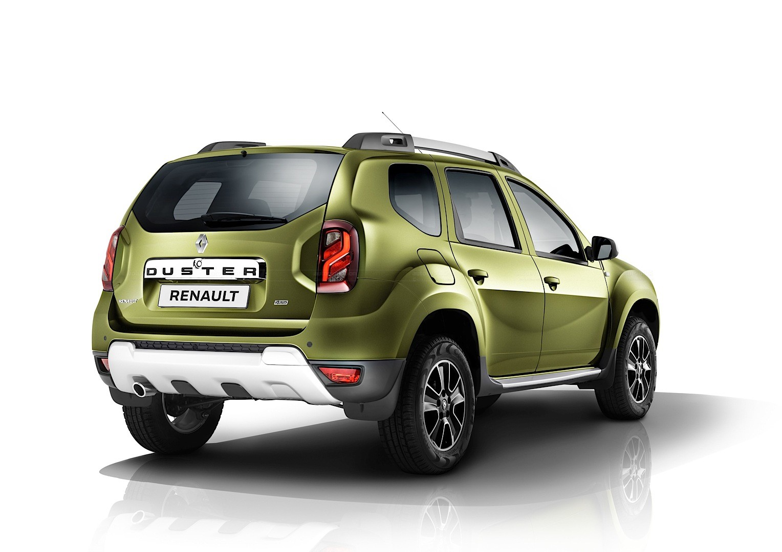 Kadjar Facelift 2017 >> Updated 2015 Renault Duster Receives New Engines in Russia - autoevolution