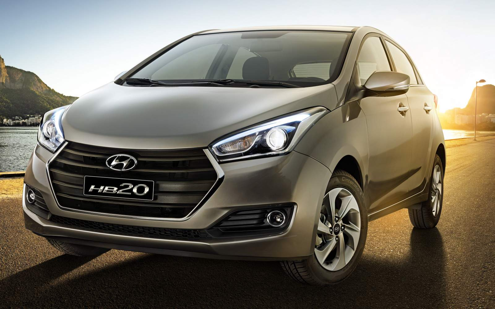Updated 2016 Hyundai HB20 Launched in Brazil, 1-Liter Turbo Flex Announced - autoevolution