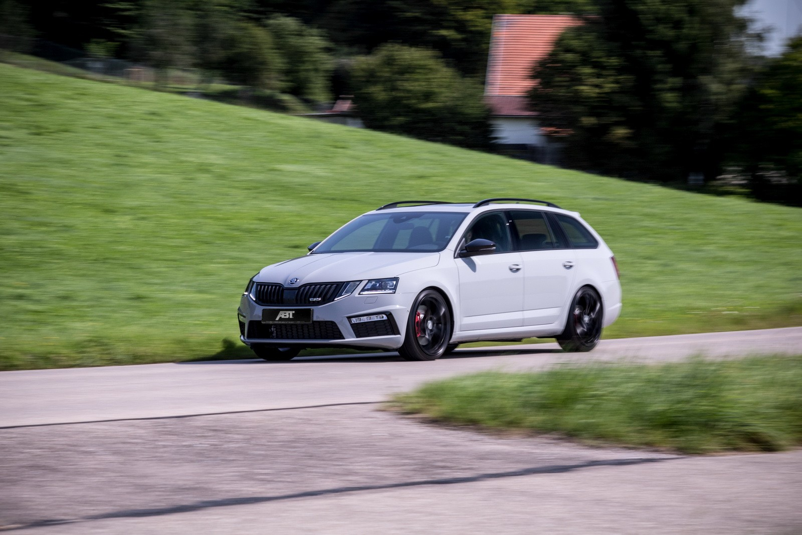 updated skoda octavia rs makes 315 hp thanks to abt tuning. Black Bedroom Furniture Sets. Home Design Ideas