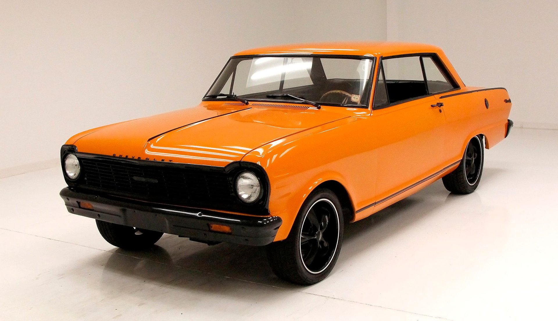 Modern Chevy Nova Is Your Compact Budget Muscle Car
