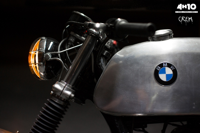 Upgraded Bmw R100 7 Stays Retro And Awesome Autoevolution