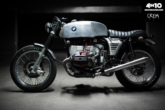 upgraded bmw r100/7 stays retro and awesome - autoevolution