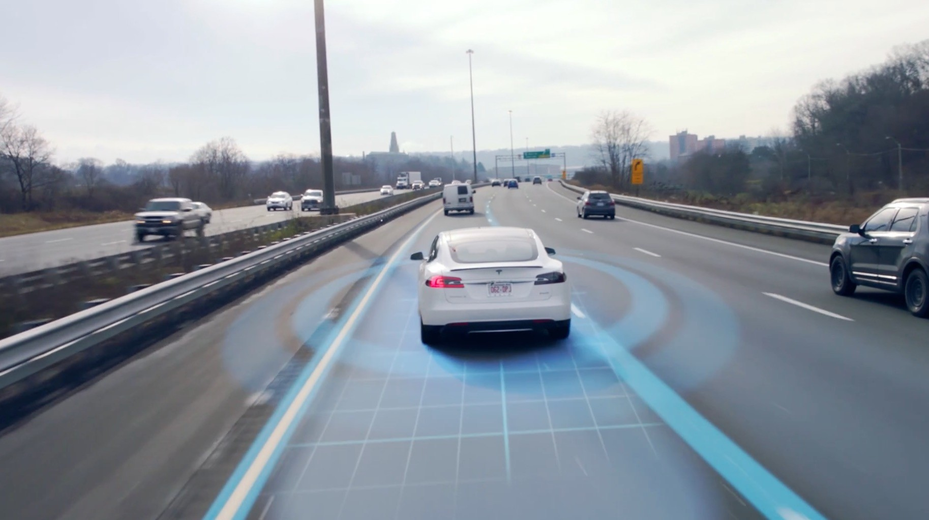 Latest Tesla Software Update >> Tesla Overhauls Autopilot With Massive Upgrade, It Will Be Safer And Smarter - autoevolution