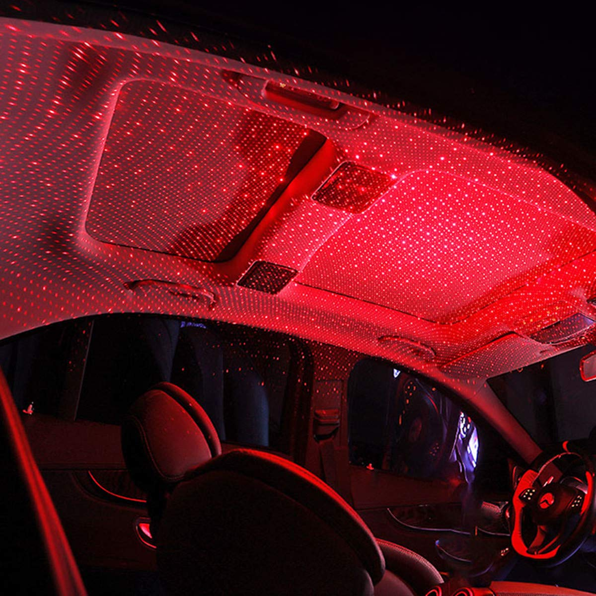 Car Interior: Upgrading Your Car : Top 5 Ambient Lighting Ideas