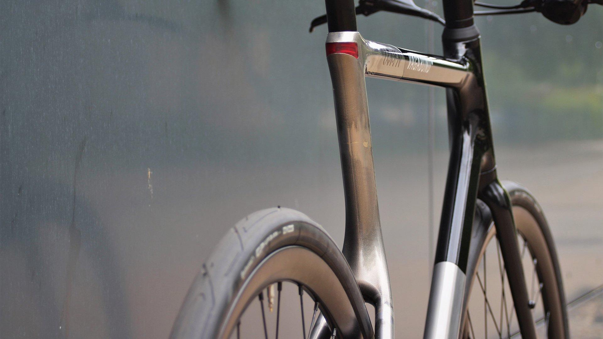 Urwahn's Vagabund Edition Bicycle Disrupts Classic Bike ...