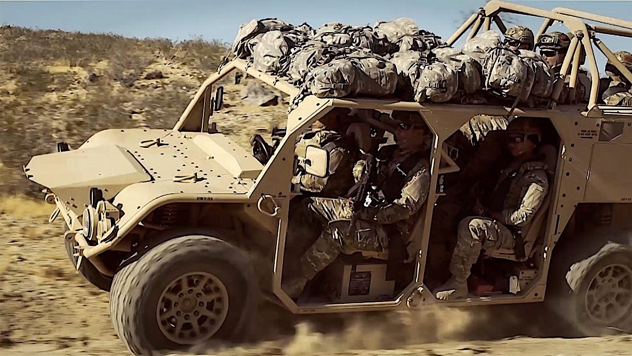 U.S. Army Ground Mobility Vehicle to Enter Combat with ...