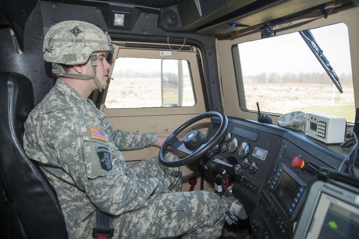 2016 Infiniti Q50 3.0 T Premium >> U.S. Army Will Test Self-Driving Trucks on Public Roads This Year - autoevolution