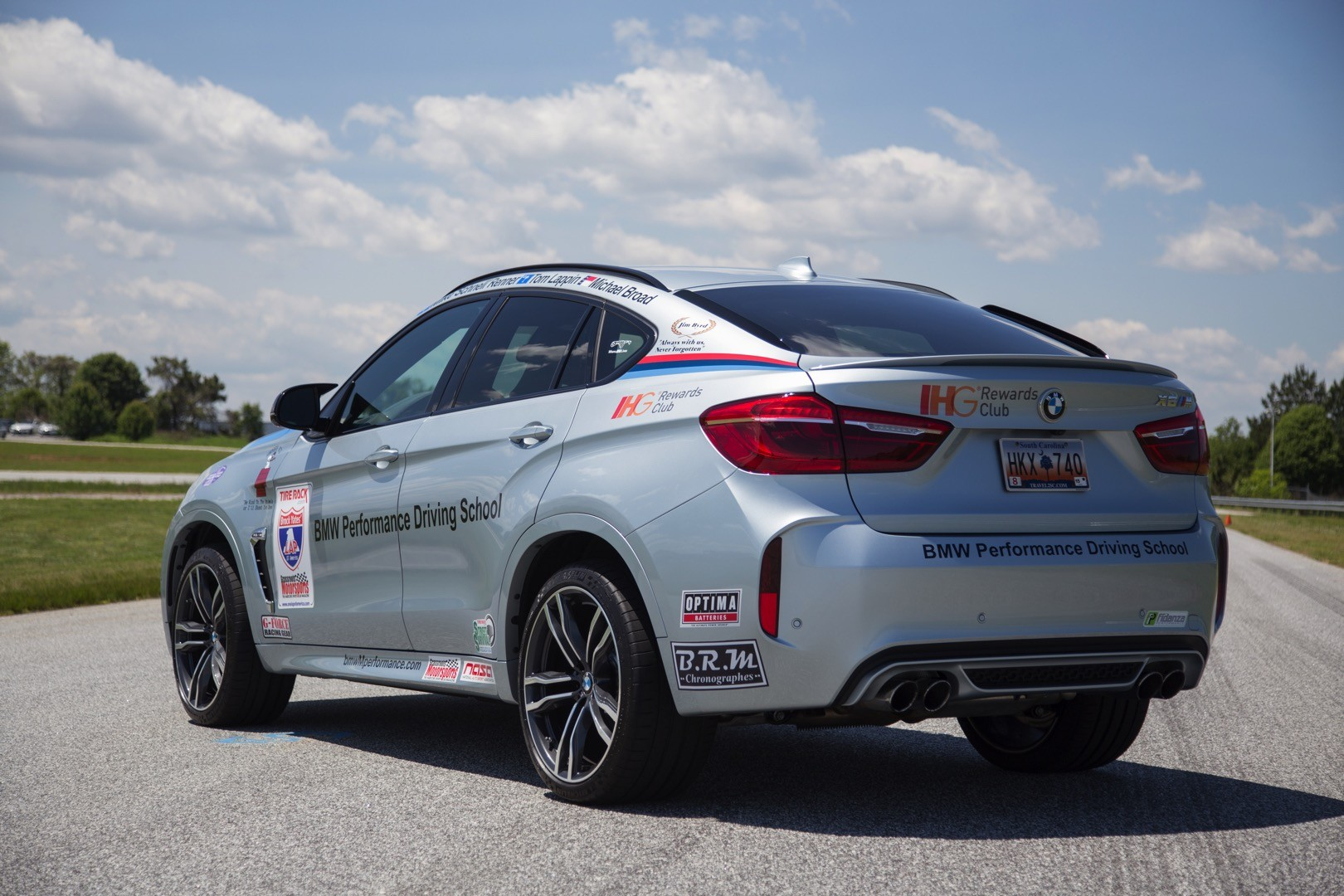 Us Bmw Performance Center Will Race In The 2015 One Lap Of