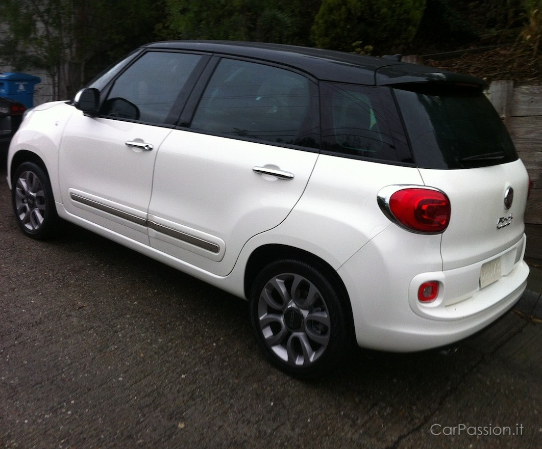 Us Market Fiat 500l Spotted For First Time Autoevolution