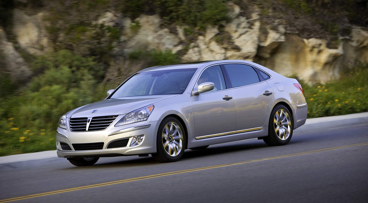 us spec 2011 hyundai equus photos and specifications. Black Bedroom Furniture Sets. Home Design Ideas