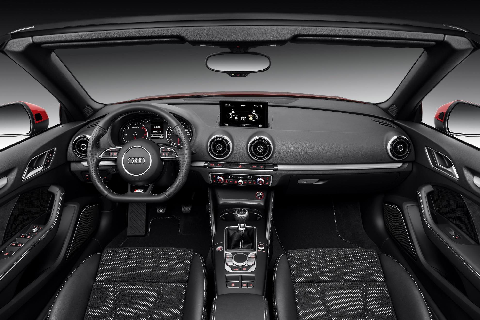 US-spec 2017 Audi S3 Sedan Review Highlights Virtual Cockpit, New Design - autoevolution