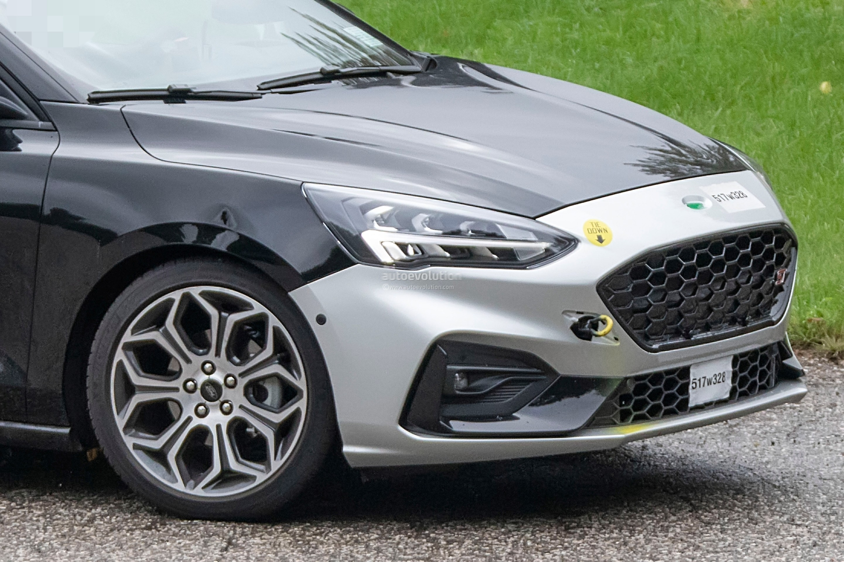 2022 Ford Focus ST Estate Spied With Minimal Changes