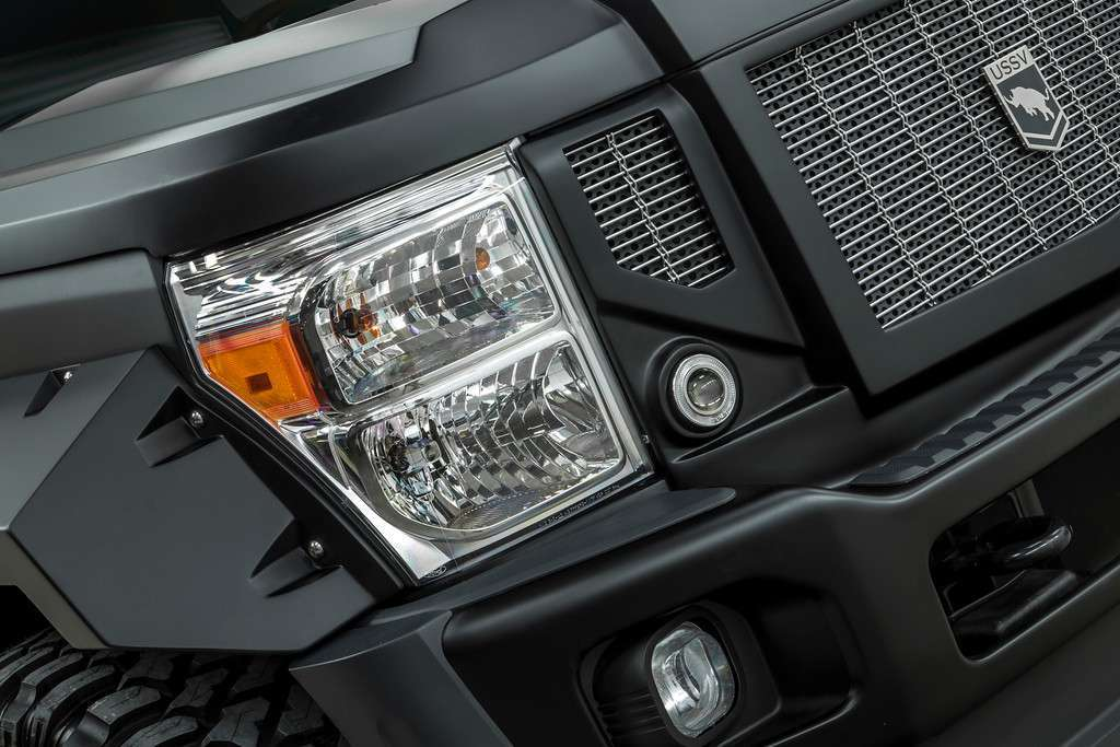 Us Specialty Vehicles Rhino Gx Sport Is A Bigger Than Full Size Suv Autoevolution
