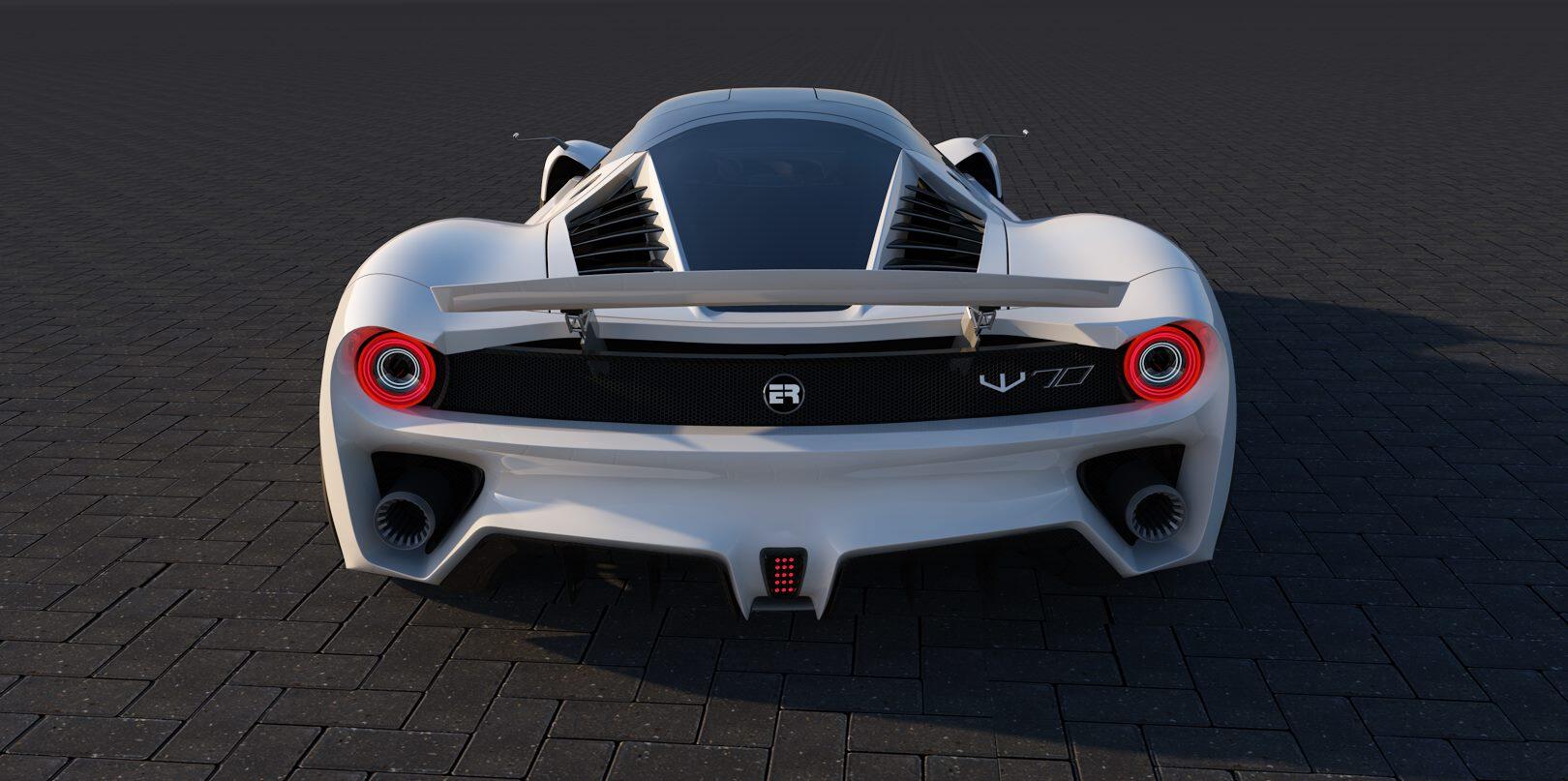 LaFerrari Clone: Exotic Rides W70 ...