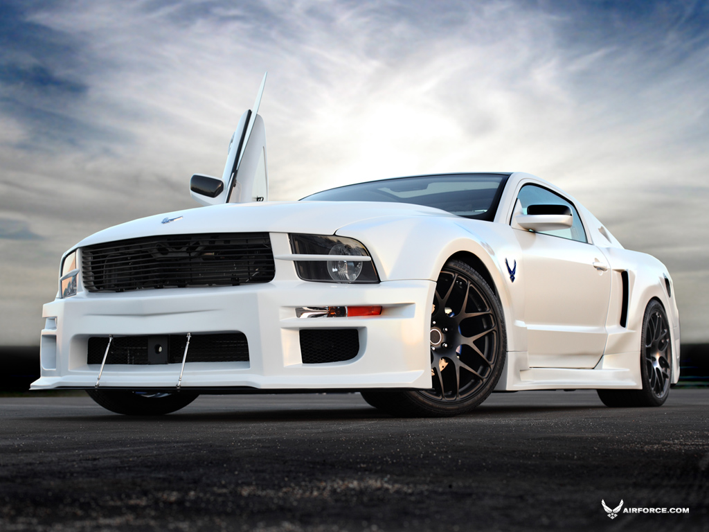 us air force super car: x1 mustang - the fire panel forums