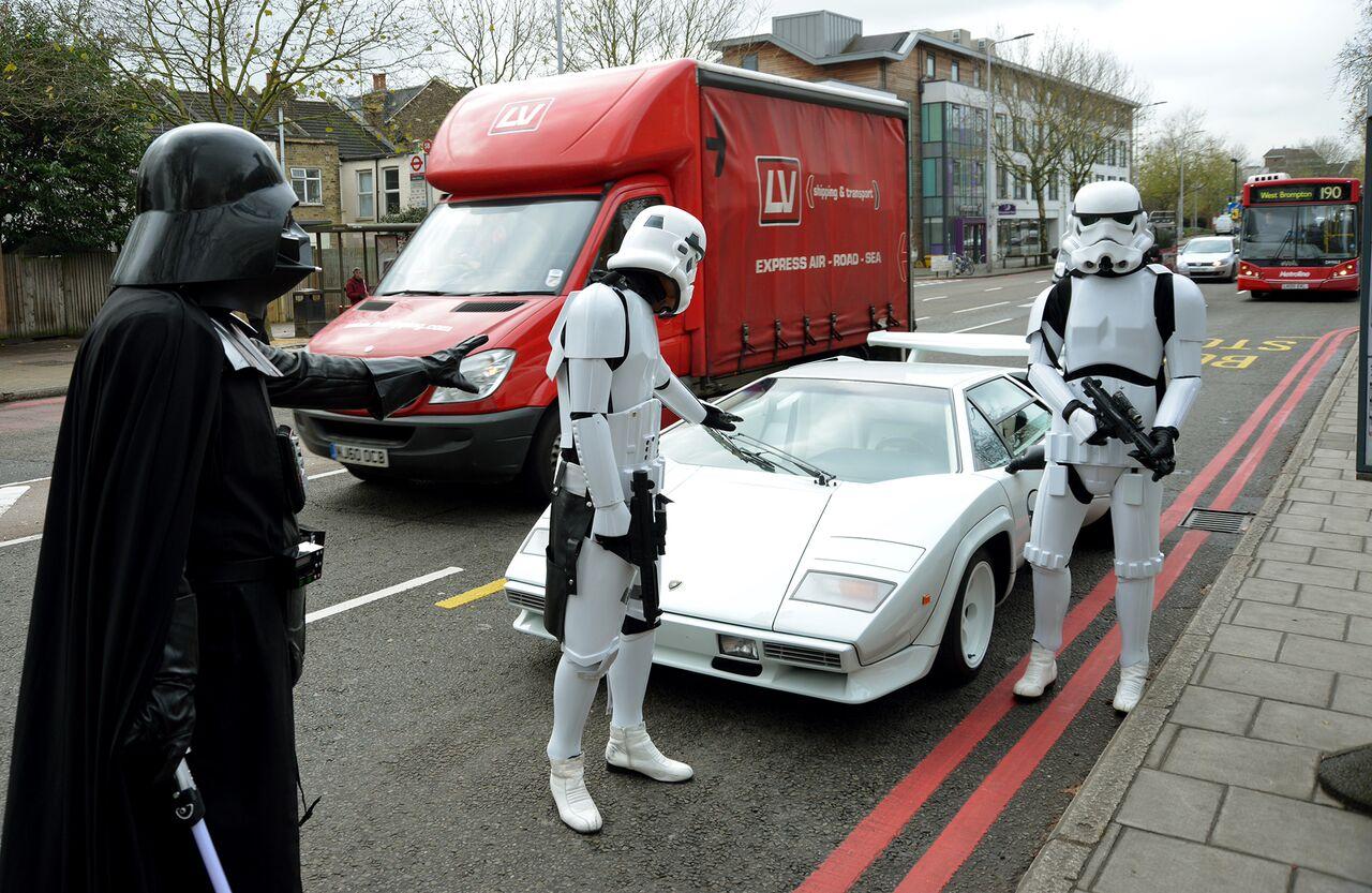 Vader Car Accident