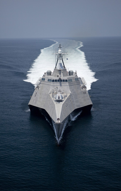 Uss Independence The Navy S First Trimaran Autoevolution