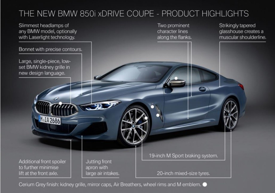 V12 Bmw 8 Series Ruled Out Rwd Diesel Confirmed For 2019
