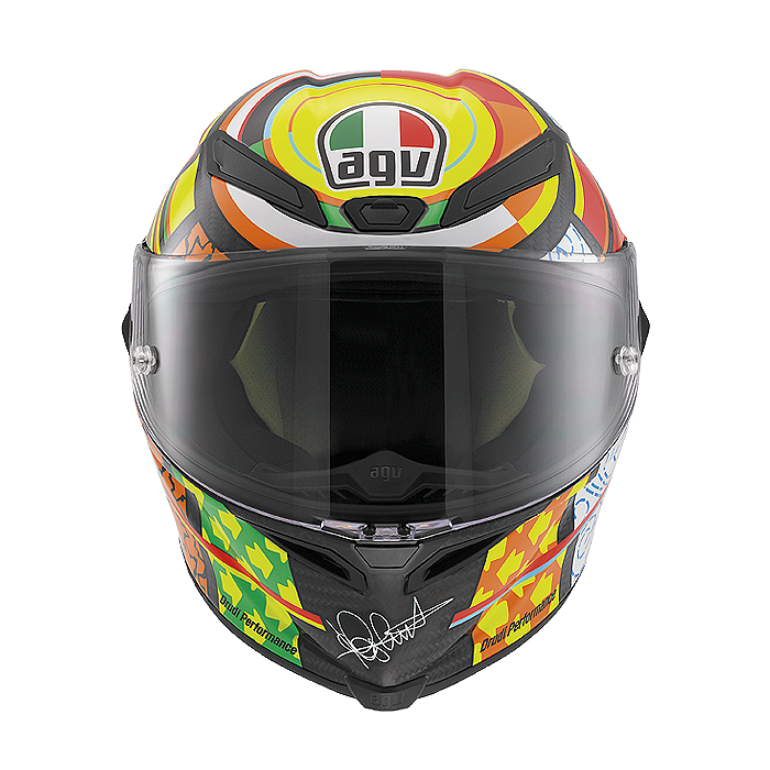 Valentino Rossi Agv Pista Gp Replica Helmet Available