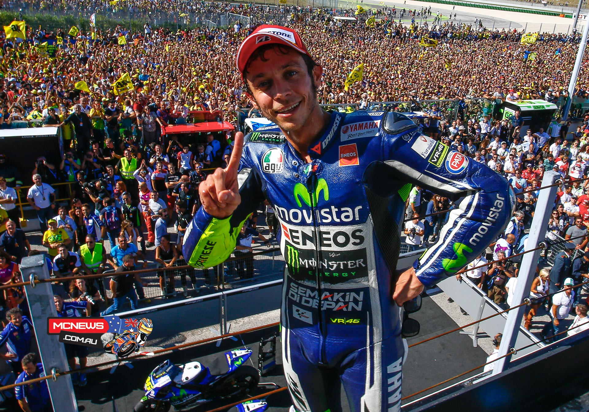 Volkswagen Group Latest Models >> Valentino Rossi Believes He's in the Best Shape of His Career - autoevolution