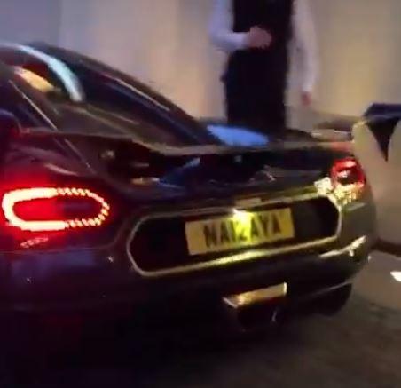 Update Valet Crashes 3m Koenigsegg Naraya Into 700 000