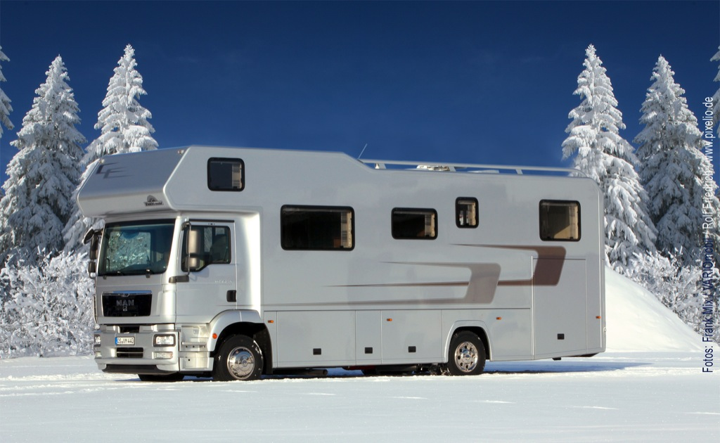 Model Want A Garage To Store Your RV, How About This One Of A Kind RV Garage Idea? A Normal Two Car Garage Can Hold Even The Biggest Motorhomes Creativity Has No Boundaries Especially If Cost Isnt A Concern Sometimes RV Owners