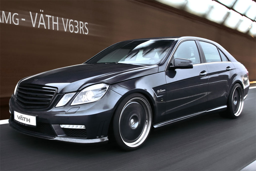 vath mercedes e63 amg with 605hp autoevolution. Black Bedroom Furniture Sets. Home Design Ideas
