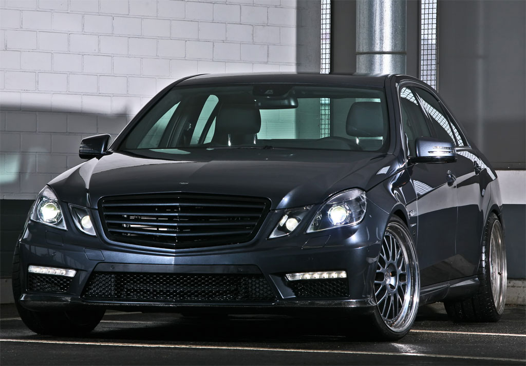 VATH Mercedes E63 AMG with 605HP - autoevolution