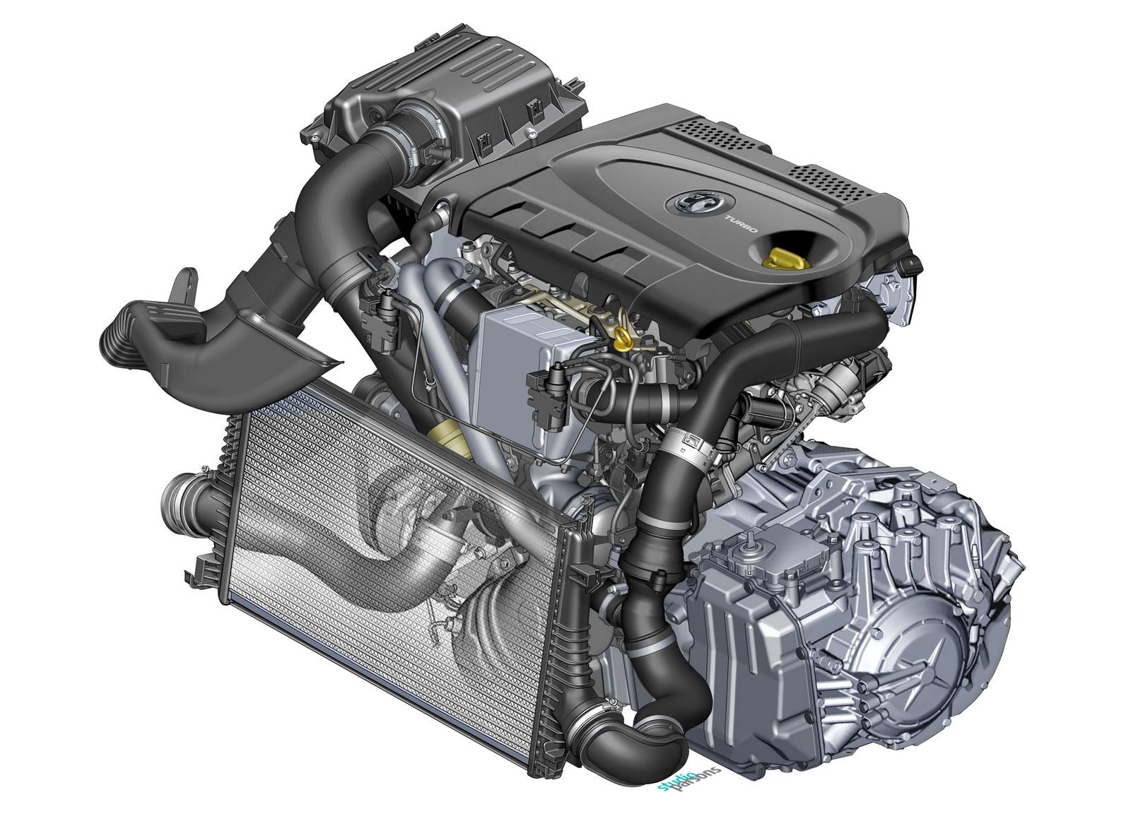 Vauxhall Insignia Biturbo Introduces 195 Hp Diesel Engine