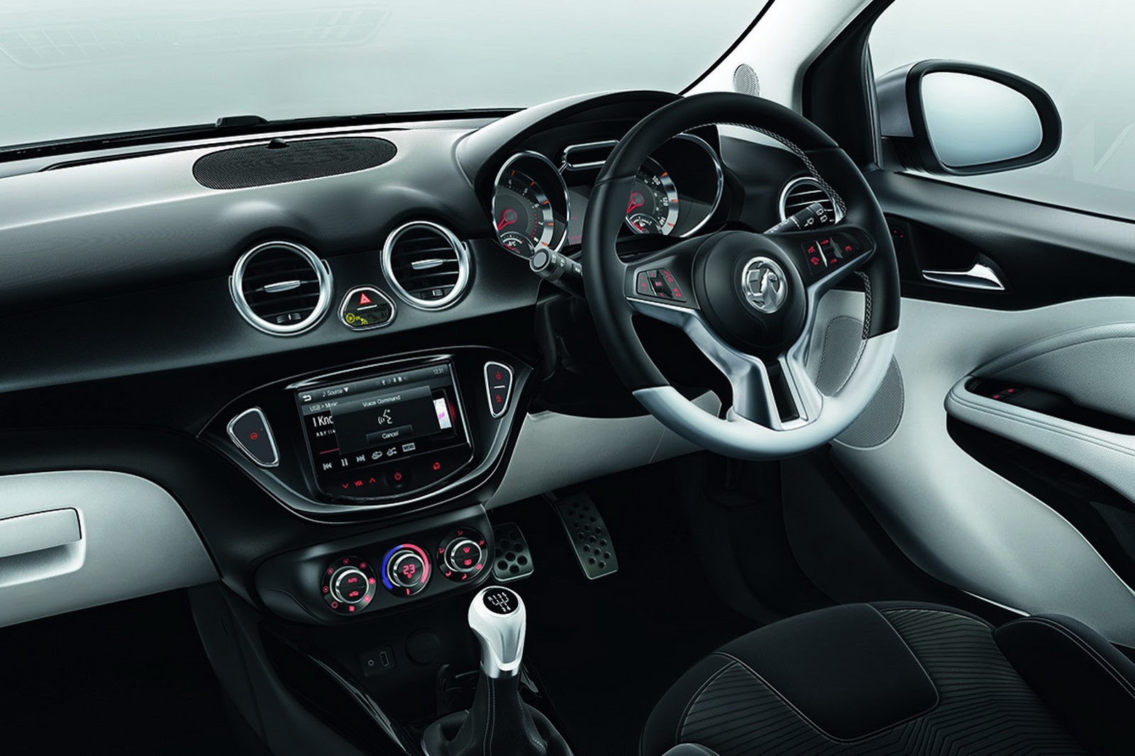 Vauxhall S Adam Black And White Editions Now Available In