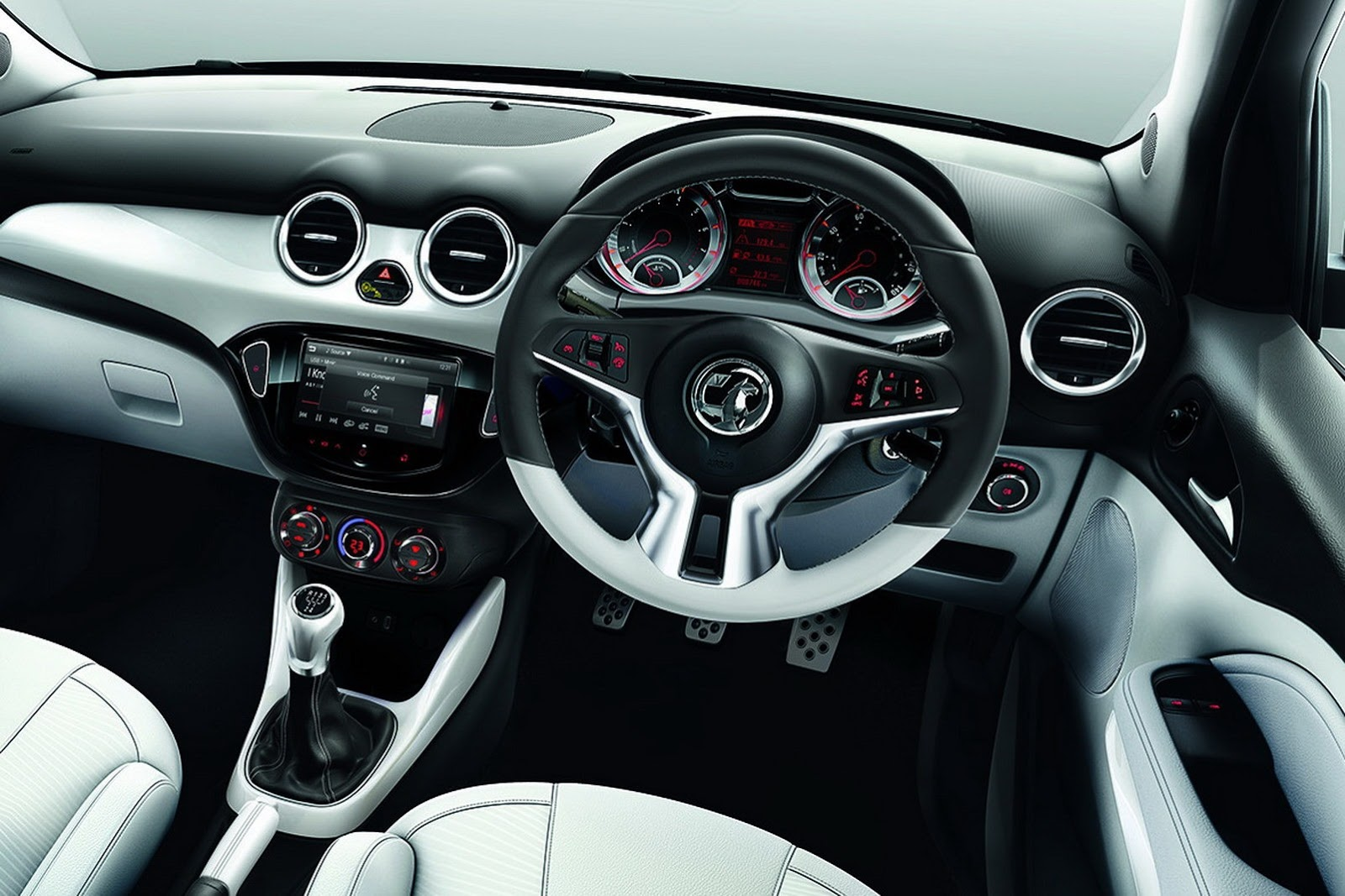 Vauxhall's Adam Black and White Editions Now Available in ...