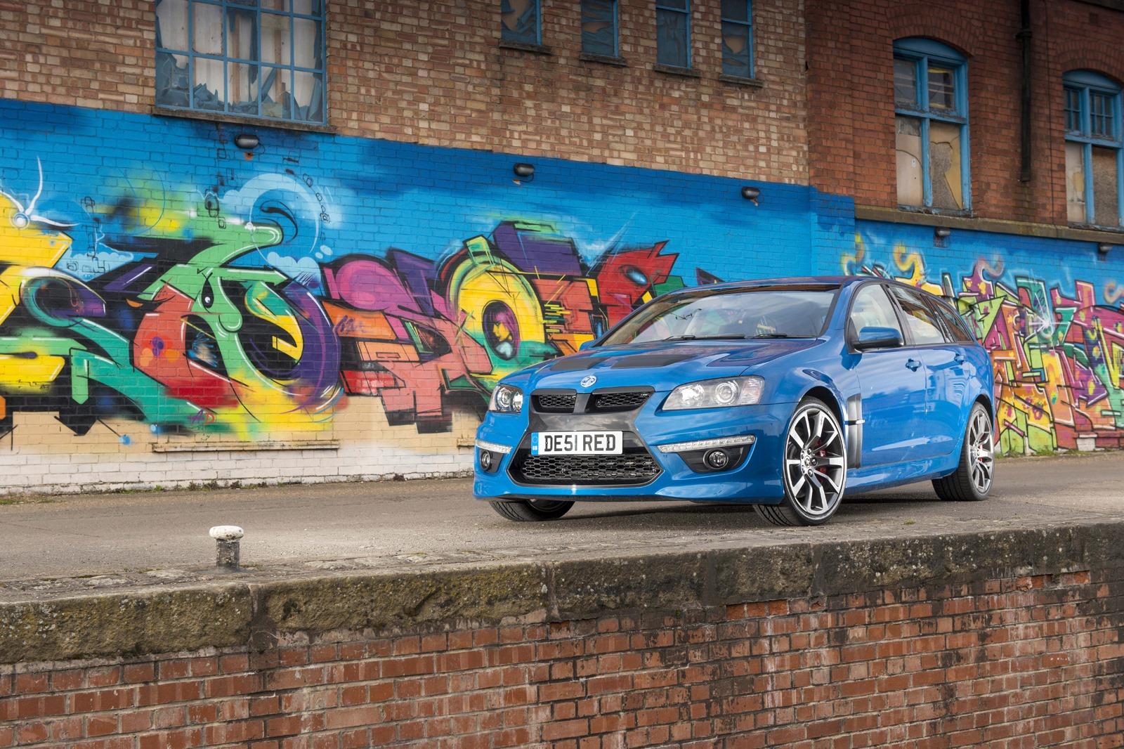 Vauxhall vauxhall vxr8 estate : Vauxhall VXR8 Tourer Official Pictures - autoevolution