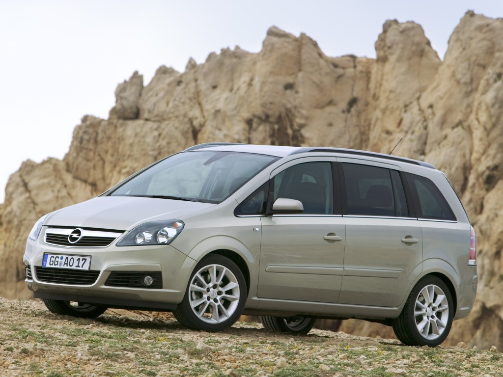vauxhall zafira b recalled over improper fix of blower. Black Bedroom Furniture Sets. Home Design Ideas