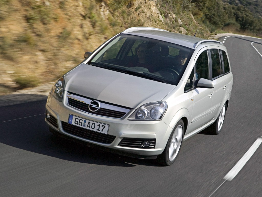 Vauxhall Zafira B Recalled over Improper Fix of Blower Motor