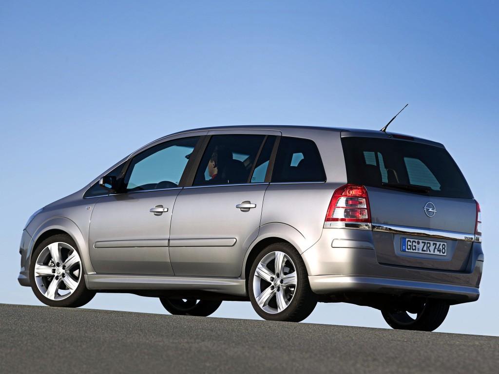 Vauxhall Zafira B Recalled Over Improper Fix Of Blower