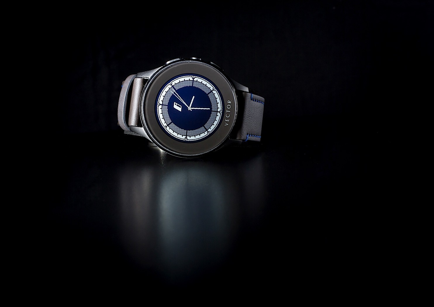 Vector: BMW-i Special Edition of Luna Smartwatch Limited