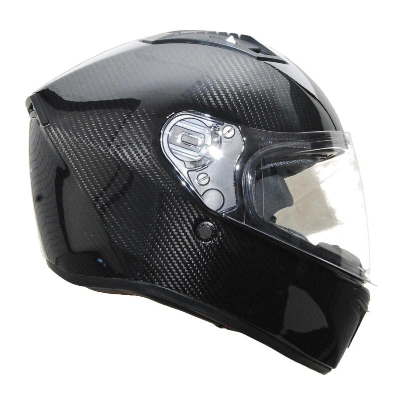 Vega Shows Stealth F117 Carbon Fiber Helmet Autoevolution