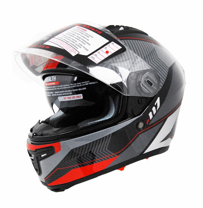 Carbon Fiber Motorcycle Helmet >> Vega Shows Stealth F117 Carbon Fiber Helmet - autoevolution