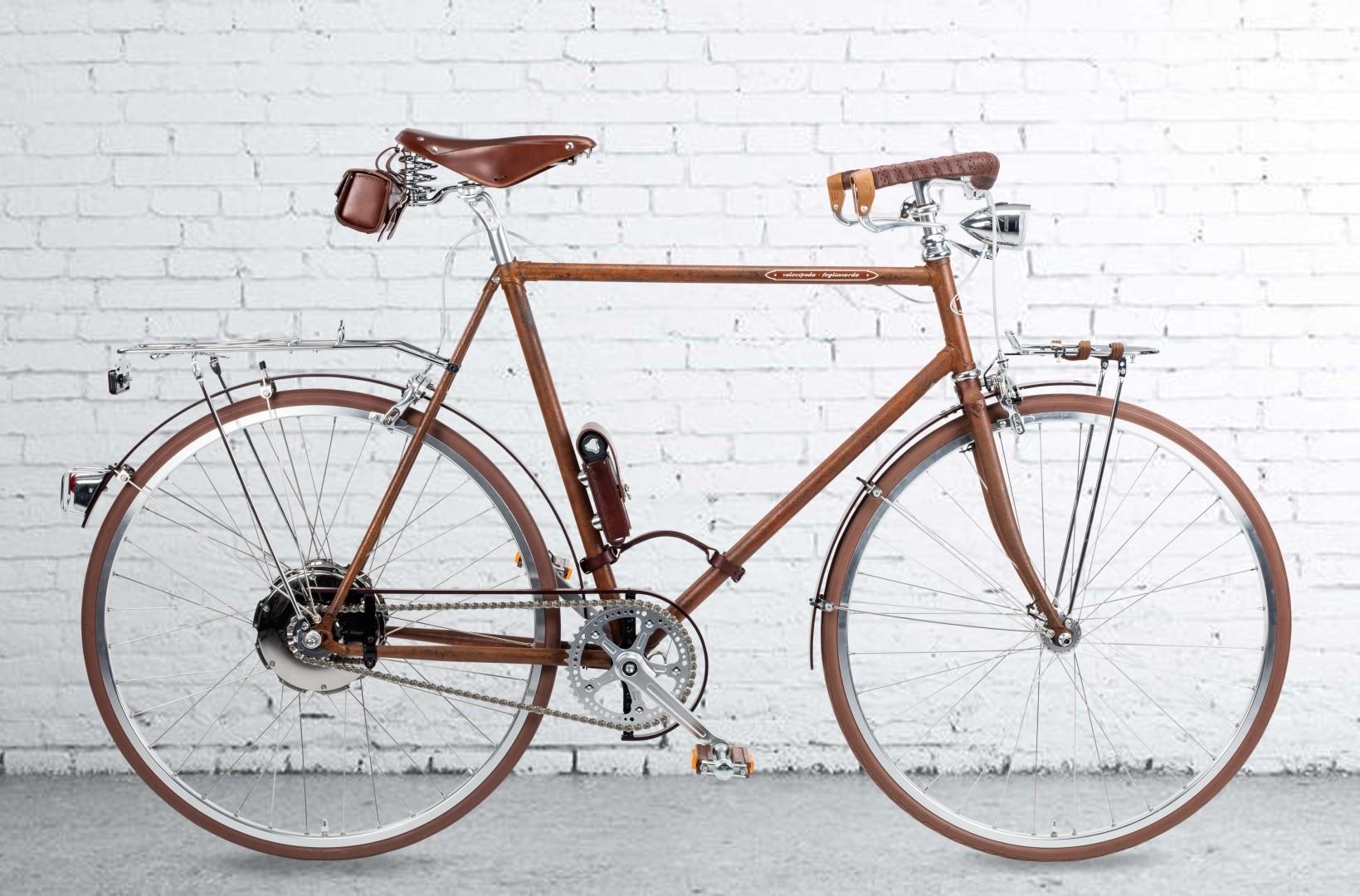velocipede fogliaverde e bikes are painfully elegant and
