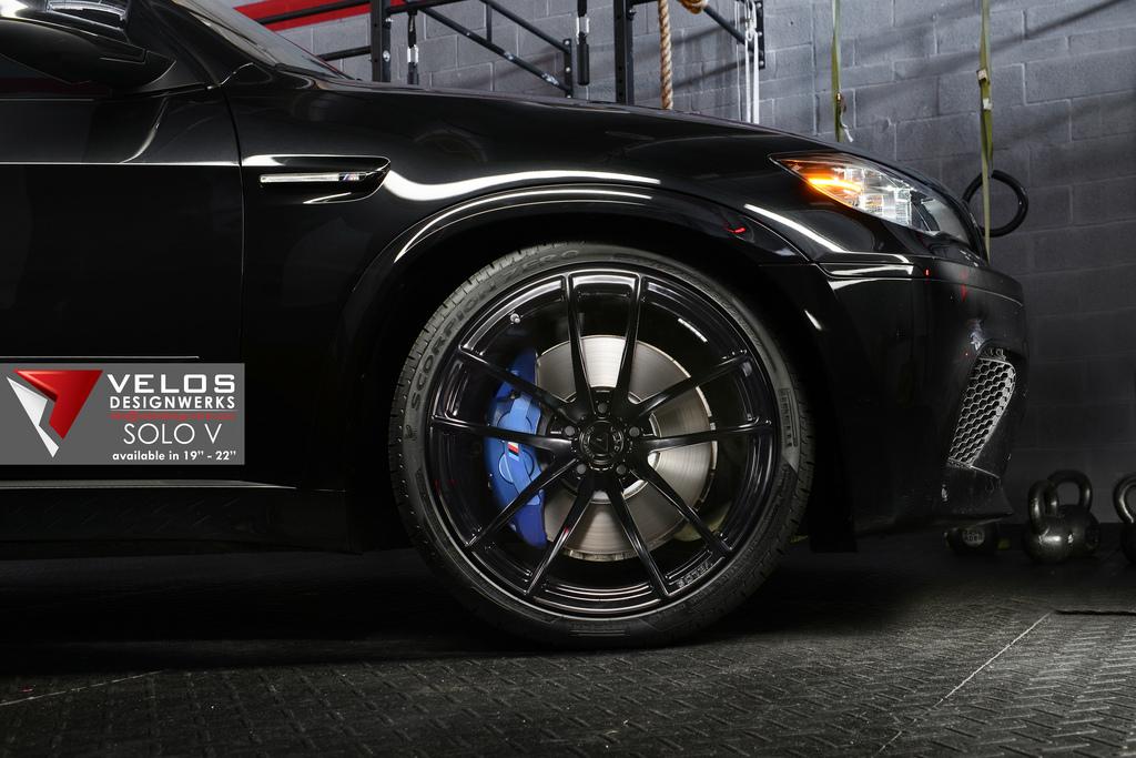 Velos Designwerks Take On The Bmw X5m Autoevolution