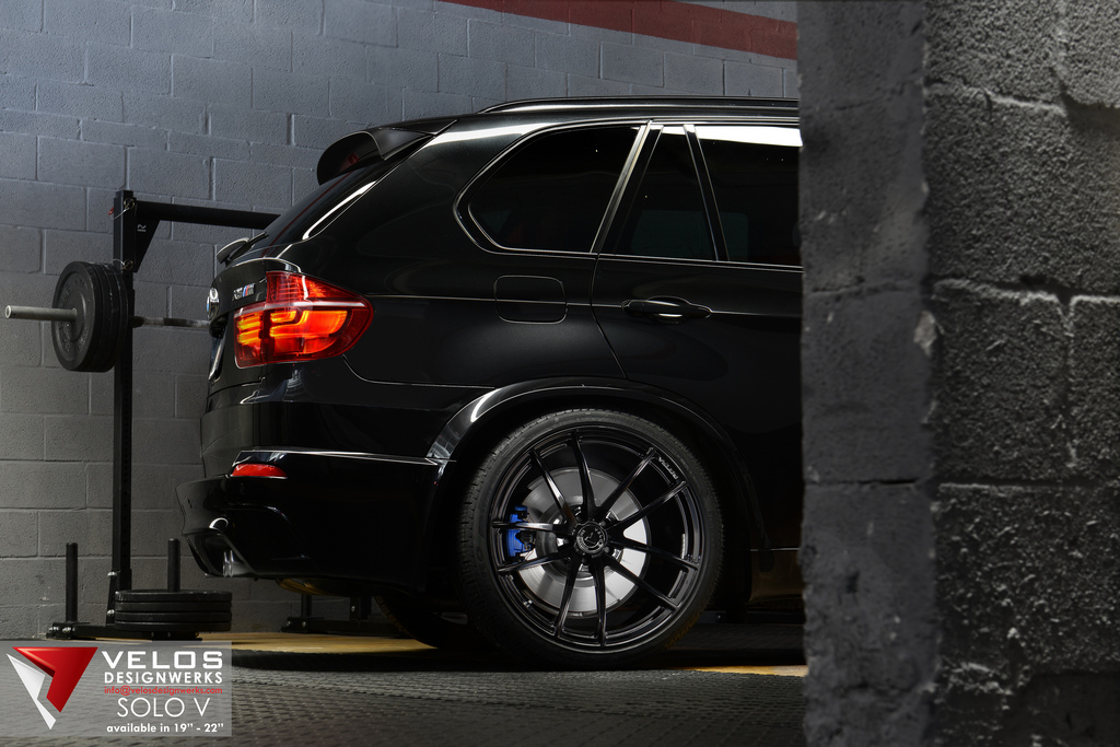 Velos Designwerks Take On The Bmw X5m Autoevolution